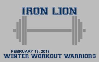 Winter Workout Warriors on the Penn State football team.