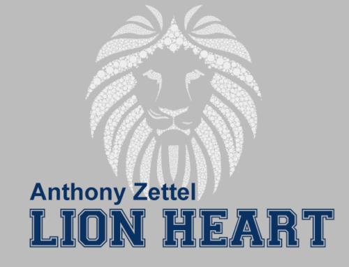 Anthony Zettel – Lion Heart